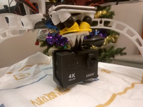 f450 GoPro drone Mount