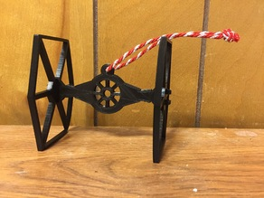 Tie Fighter Ornament Adjusted
