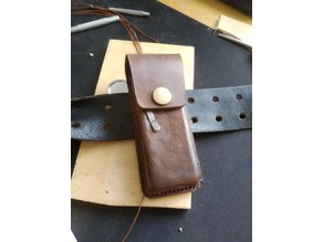 Case mould - leatherman skeletool (leathercraft)