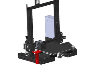 Creality Ender 3 Cam Holder for Time Lapse Video