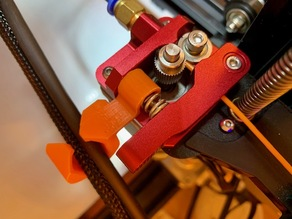 Hotend cable guide CR-10/s