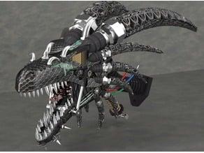 Dragon head (mechanical)