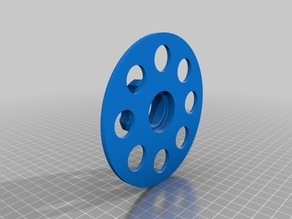 Anycubic Plus HDD Bearing Top Spool Holder [mod]
