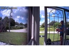 Redesign Doorbell Camera 45˚ Mount