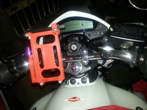 Support for my galaxy S3 on my motorcycle