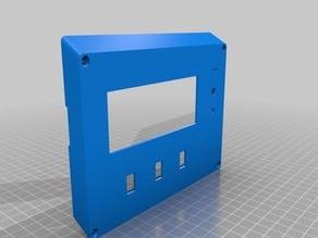 MPCNC LCD/Electronics Box