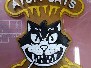 Atom Cats Logo (Fallout 4)