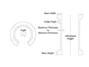 Lithophane Stand
