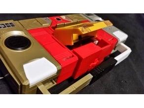 Transformers G1 Blaster Foot