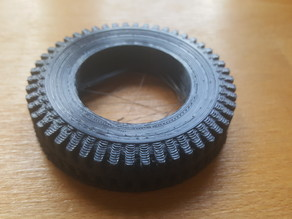Willys MB 1/10 rims and tyres
