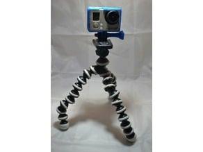 Bubble Tripod Action Camera Adapter