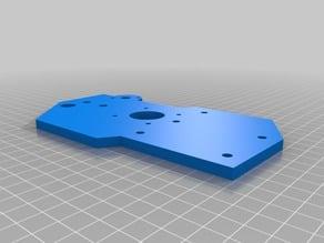 Eleksmaker A5 Laser Engraver Acyrlic Parts