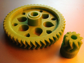 Herringbone gears - Wade L3K