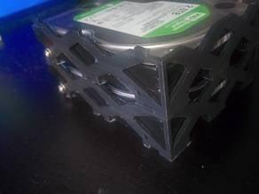 Stackable Hard Disk Basket Case