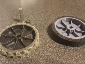 Neato XV Series Replacement/Upgrade wheel