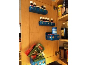 spice racks for cupboards