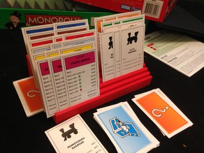 Monopoly Caddy New version