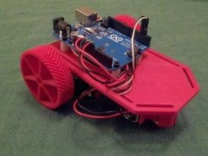 Arduino Robot Chassis (Servo)