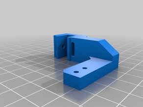 Removable Bed Levelling Probe for Anycubic Kossel - Micro Edition