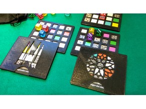 Sagrada Frame Boards