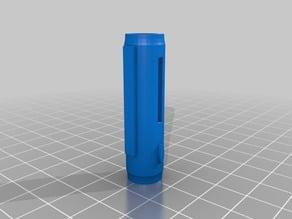 Light-saber handle for 1 pencil.