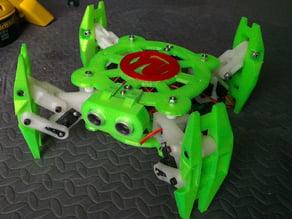 Turtlebot - quadruped