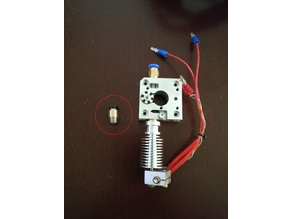 cubex e3d adapter for stock extruder