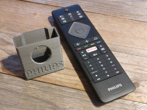 wall mount for the remote from a Phillips 55PUS7181