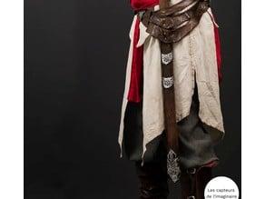 Altair Scabbard / Fourreau de l'épée d'Altaïr