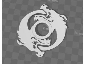 Hanzo Fidget Spinner