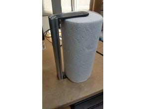 Paper Towel Holder T-slot