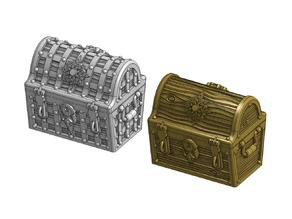 Treasure Chests for Gloomhaven