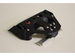 UnderScore 150gram combat robot