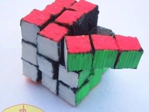 Snake cube (parametric)