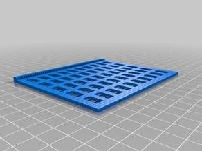 My Customized Modular Building 5x10 side win