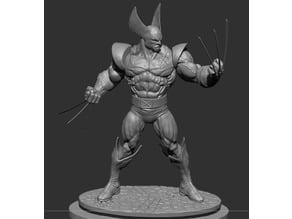 Wolverine - X MEN / Cabeza Intercambiable