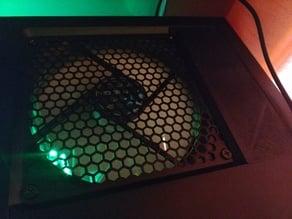 Fractal R5 top 140mm fan side cover