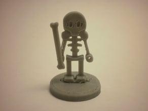 FlatMinis: Skeleton