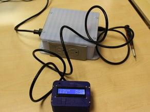 3d printer power timer