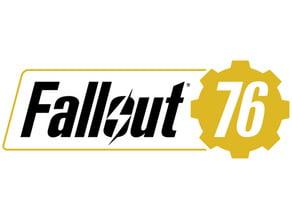 Fallout 76 Full Logo
