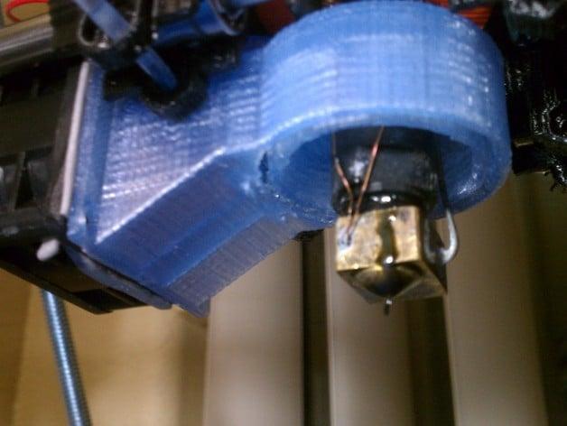 40mm Ducted Fan Shroud