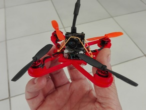 Pepperfish Ultra light 1S drone frame