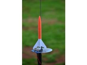 Peanut Model Rocket