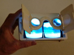 Collapsible Smartphone VR Goggles-X