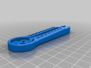 ZMR 250 Replacement spacer arm V1 (remixed)