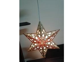 Star Lamp 星星燈