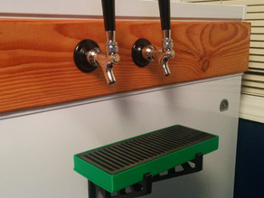 Kegerator Beer Tray