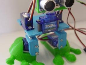 Arduped Biped Robot