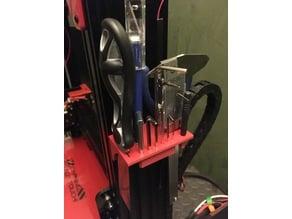 Tevo Black Widow tool holder