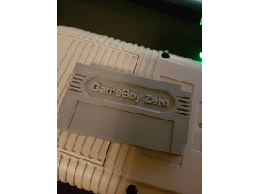 GameBoy Zero Dummy Cartridge